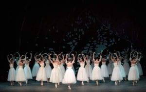 Bolshoi Theatre ballerinas
