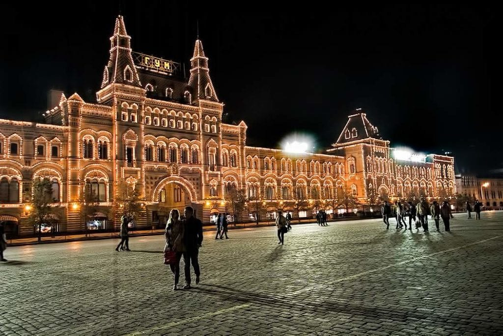Russia-Moscow-Red-Square-Gum-Deparment-Store-at-night2
