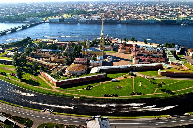 aerial-view-the-peter-and-paul-fortress-in-st-petersburg