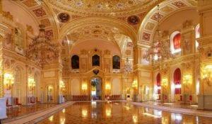 Kremlin Great Hall Palace