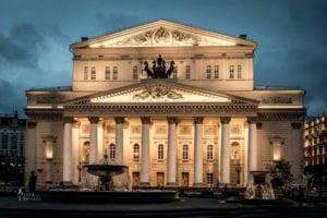 Bolshoi Theatre Backstage Tour