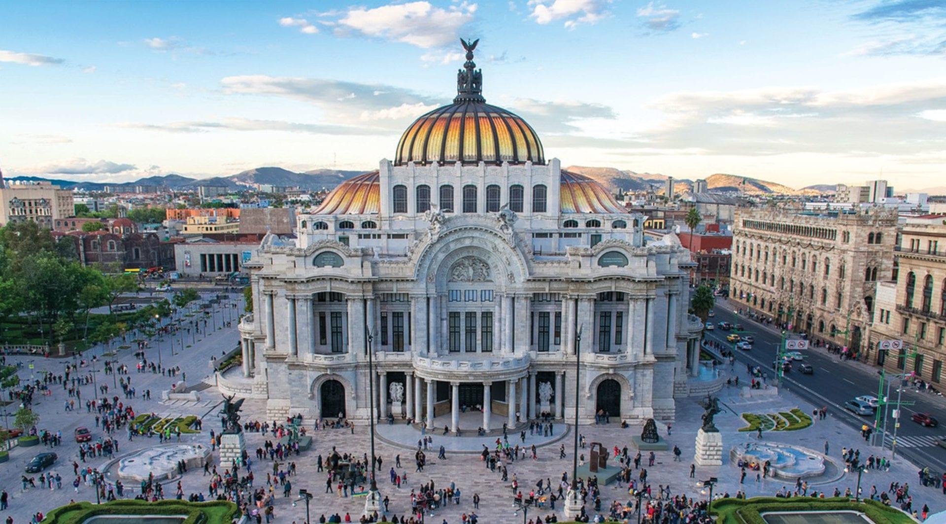 mexico grand prix area map