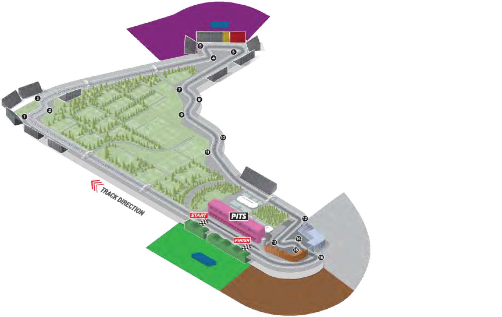 arena mexico area map