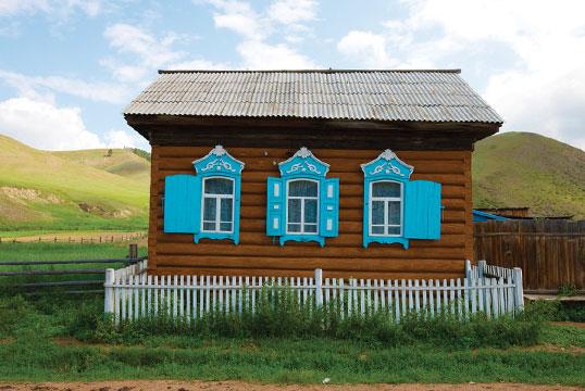 siberian countryside