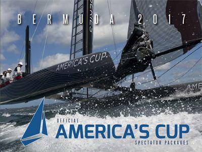 Americas Cup Brochure Bermuda 2017