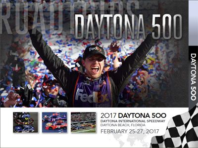 2017 Daytona 500 Brochure Daytona Beach Florida