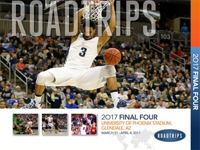 2017 Final Four Brochure Glendale Arizona