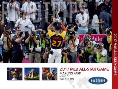 2017 MLB All-Star Game Brochure Miami Florida