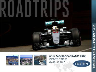 2017 Monaco Grand Prix Brochure Monte Carlo