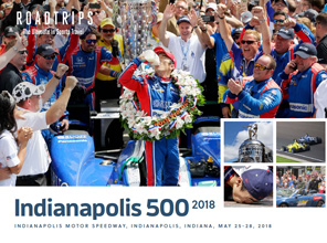 2018 Indy 500 Brochure Indianapolis Indiana