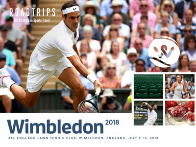Wimbledon 2018 Brochure London UK