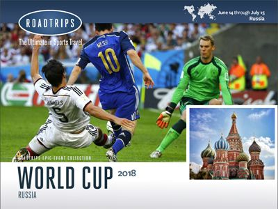 World Cup 2018 Brochure Russia