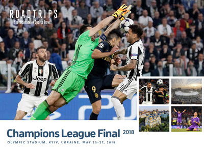 2018 Champions League Final Brochure Cardiff Wales