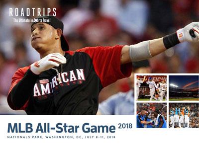 2018 MLB All-Star Game Brochure