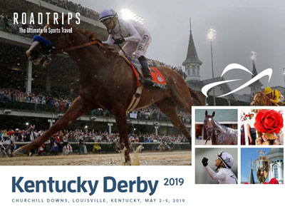 2019 Kentucky Derby Brochure Louisville Kentucky