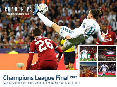 2019 Champions League Final Brochure Cardiff Wales