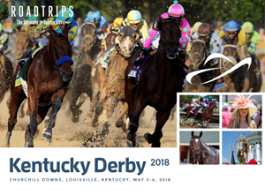 2018 Kentucky Derby Brochure Louisville Kentucky
