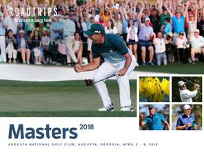 2018 Masters Brochure Augusta Georgia