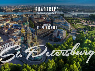 Luxury Travel Guide to St. Petersburg