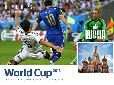 World Cup 2018 Brochure Russia