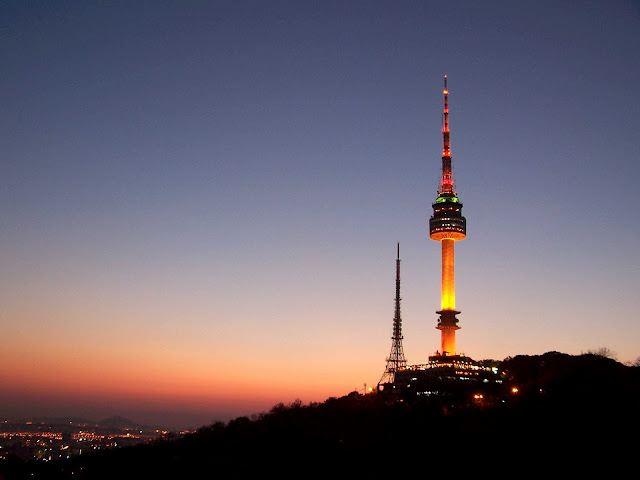Seoul-Tower-Seoul