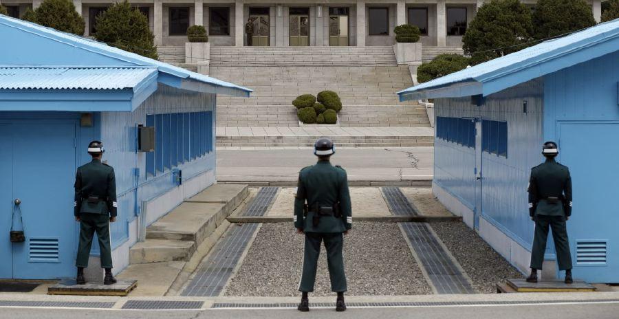 border-south-korea