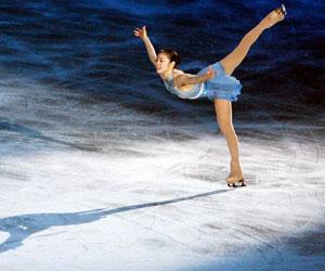figure skating winter games