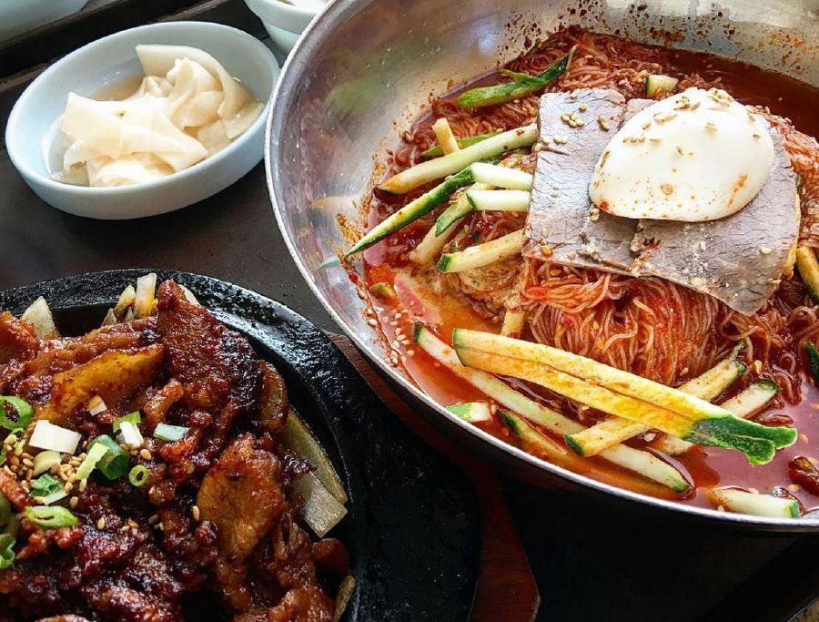 food-korean