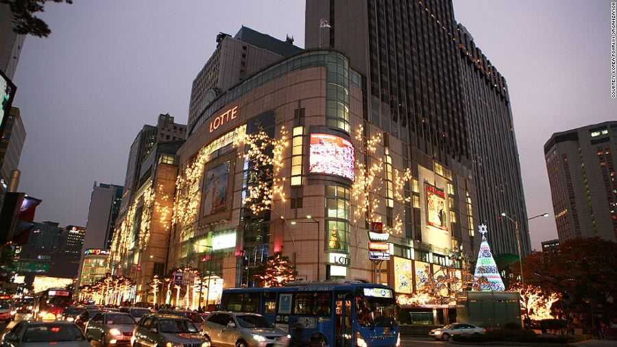 shopping-seoul
