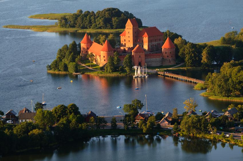 Trakai-Litauen