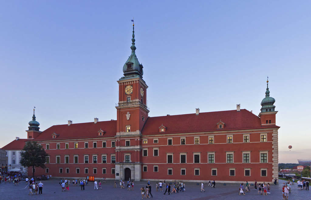 warsaw-royal-castle
