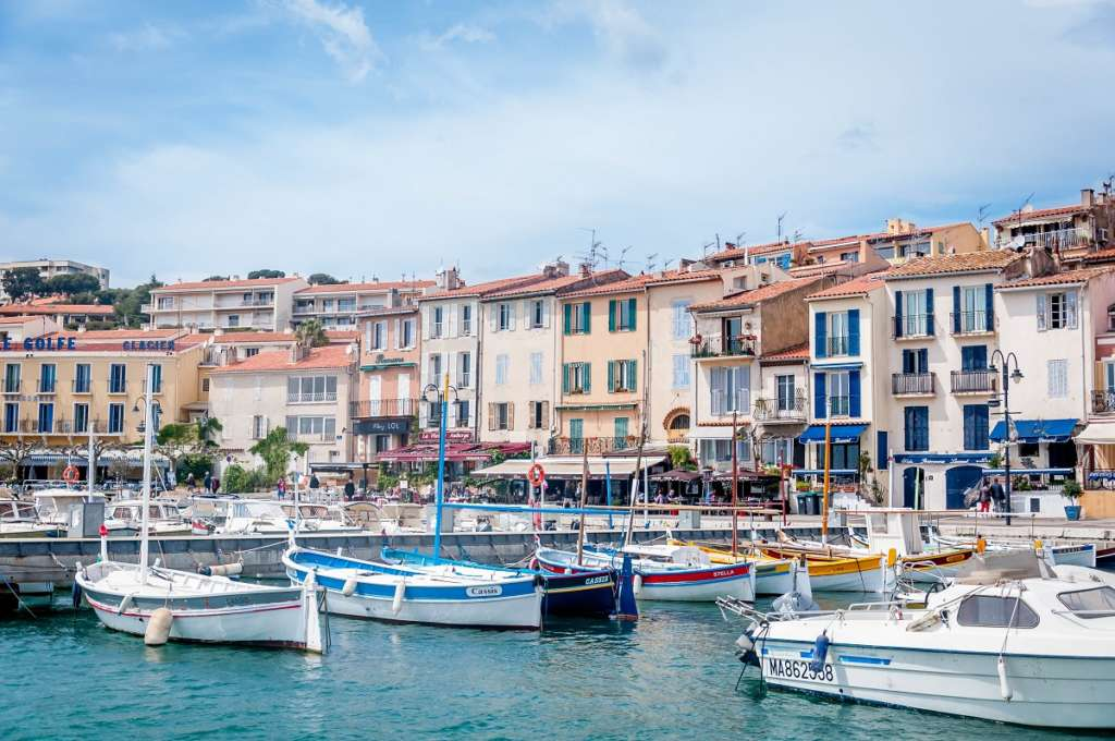 Provence-Cassis-seaside