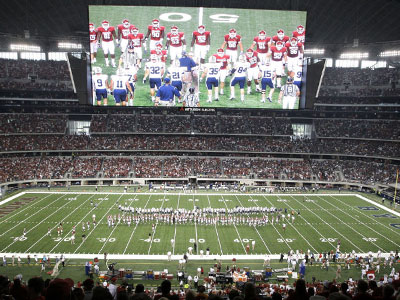 att stadium cotton bowl