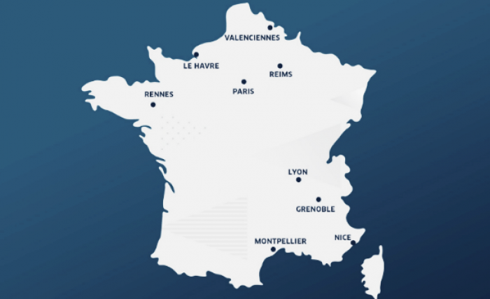 2019 Women\'s World Cup Venues, France | Roadtrips
