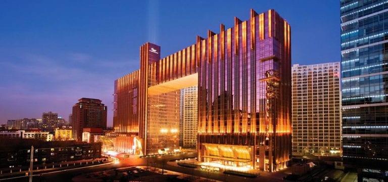 Fairmont Beijing exterior