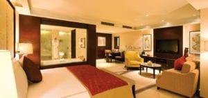 Fairmont Beijing Room