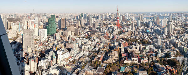 Roppongi Hills_5 Things to Do in Tokyo During the 2020 Summer Games