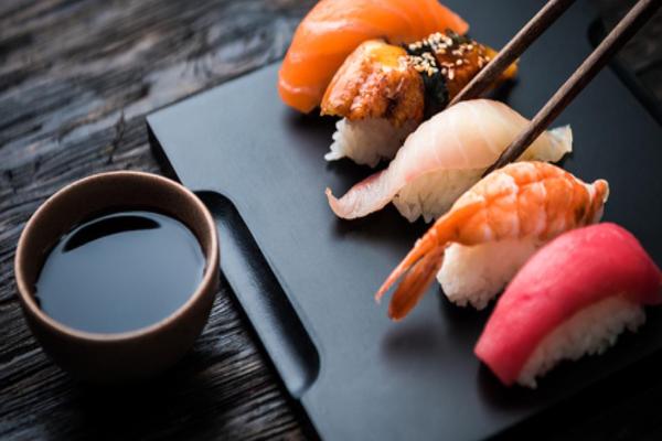 sushi making tour