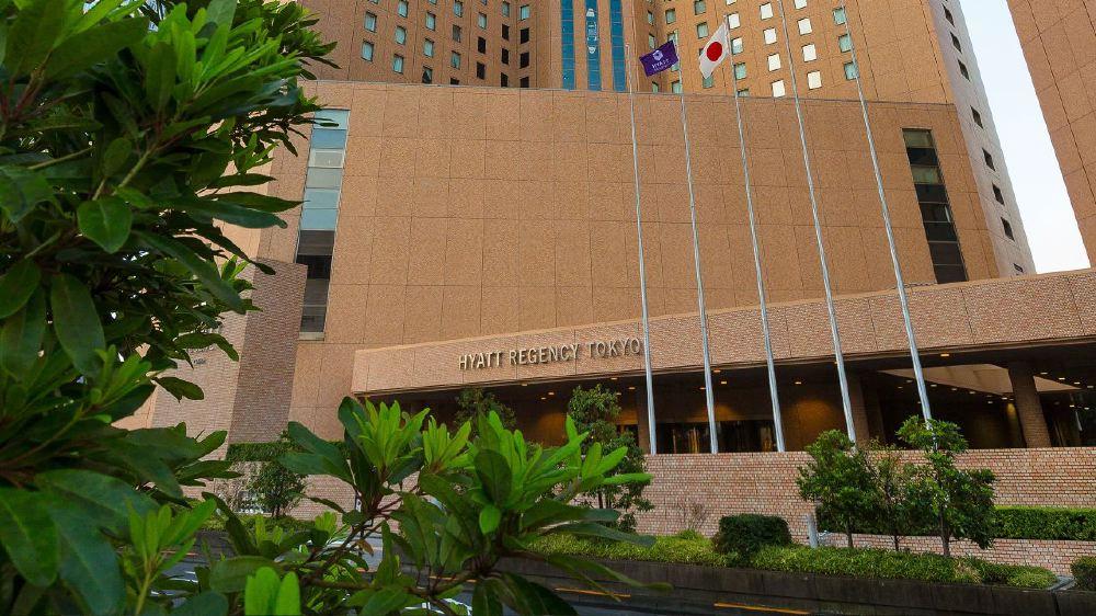 Hyatt-Regency-Tokyo-Exterior