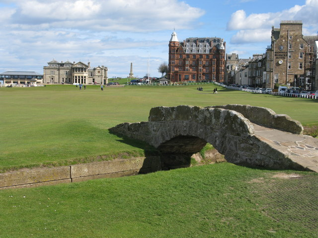 Old Course, St Andrews Golf Course