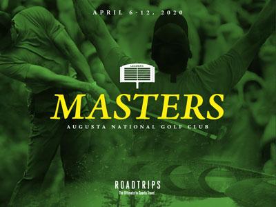 2020 Masters Brochure