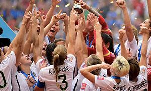 2019 Womens Worlds Final